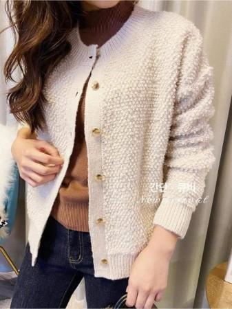 溫暖熊寶寶針織外套 【每週3收單】