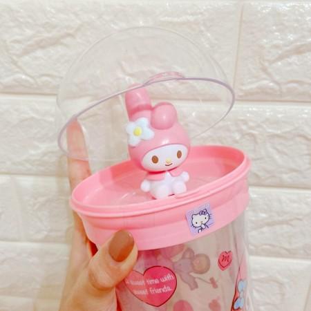 泰國 Sanrio Melody 美樂蒂超萌冷飲杯(不挑款隨機出) 22oz【少量現貨】
