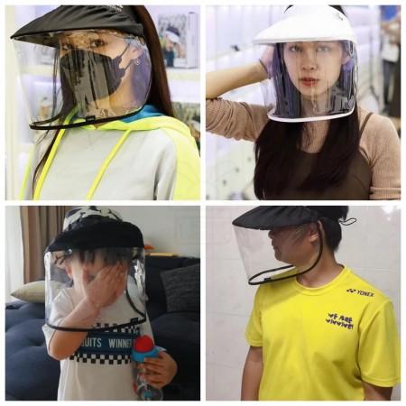 韓國 Salua 可調整 全臉面罩【現貨】