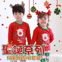 兒童聖誕系列居家服套裝【10/19收單】
