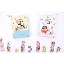 韓國 正版授權 蠟筆小新OK繃1盒50枚【10/19收單】